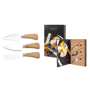 Fromagerie 3pce Cheese Knife Set
