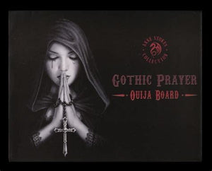 Gothic Prayer Ouija Spirit Board By Anne Stokes