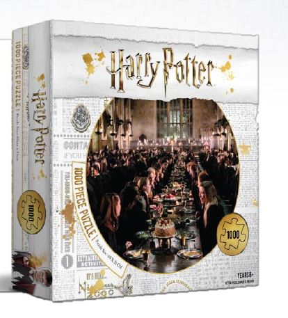 Harry Potter 1000 Pce Puzzle