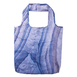 IS GIFT Foldable Shopper With Clip - Geode