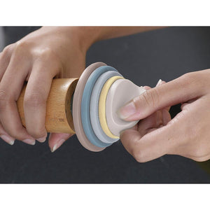 Joseph Joseph Adjustable Rolling Pin - Pastel