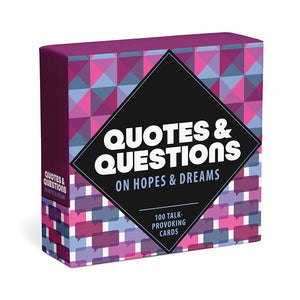 Knock Knock Quotes & Questions On Hopes & Dreams