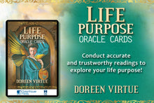 Load image into Gallery viewer, Life Purpose Oracle Cards
