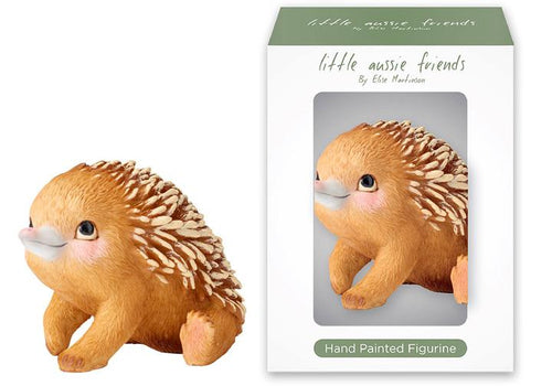 Little Aussie Friends Echidna Figurine - Ashdene