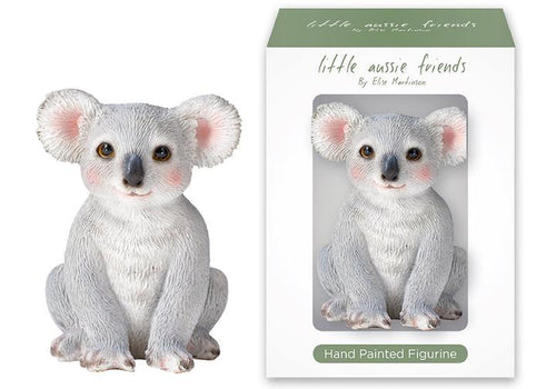 Little Aussie Friends Koala Figurine - Ashdene