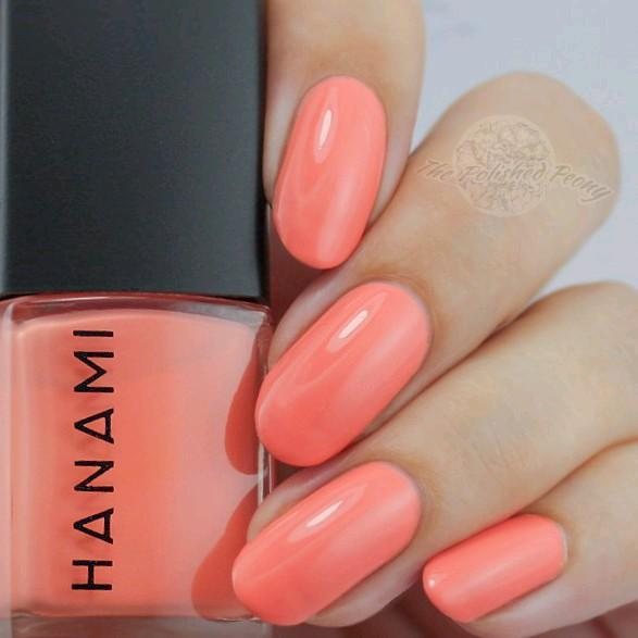 HANAMI NAIL POLISH - MELODY DAY -Australian Made & Cruelty FREE