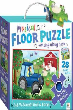 Musical Floor Puzzles Old Macdonald