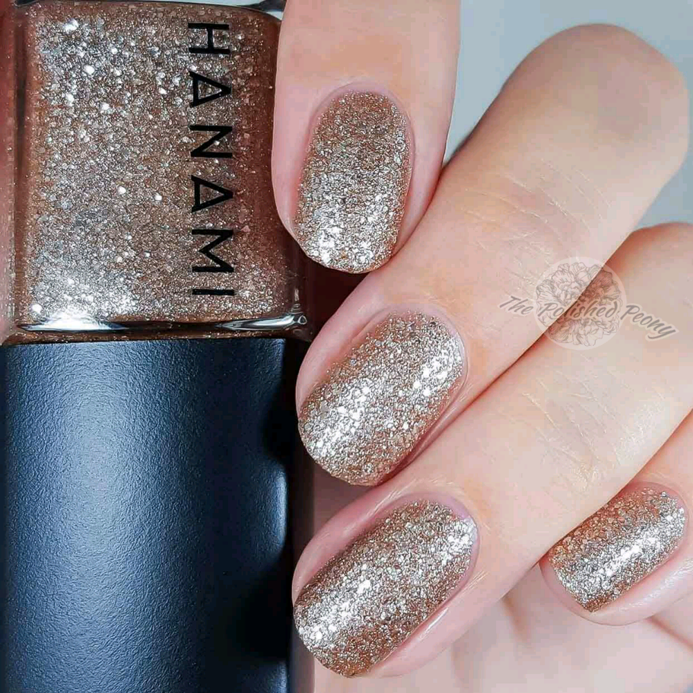HANAMI NAIL POLISH - DANCING ON MY OWN - Australian Made & Cruelty FREE