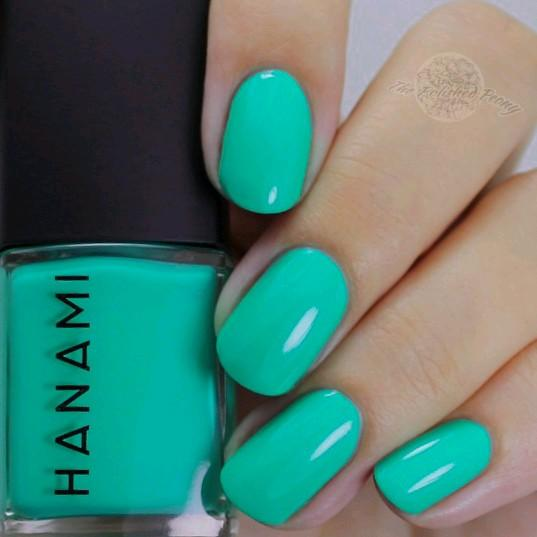 HANAMI NAIL POLISH - JUNIE Australian Made & Cruelty FREE
