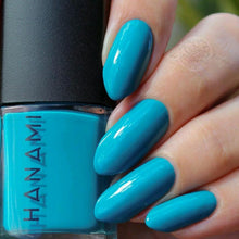 Load image into Gallery viewer, HANAMI NAIL POLISH - NIGHT SWIMMING - Australian Made & Cruelty FREE