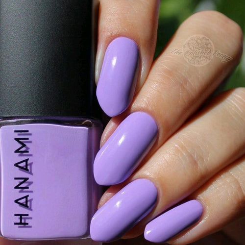 HANAMI NAIL POLISH - PURPLE RAIN - Australian Made & Cruelty FREE