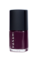 Load image into Gallery viewer, HANAMI NAIL POLISH - SHERRY -Australian Made & Cruelty FREE
