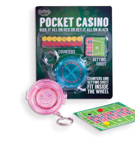 Pocket Casino Game