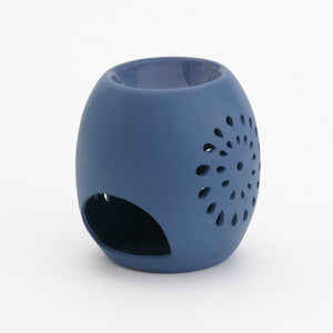 ROUND OIL & MELT BURNER - NAVY