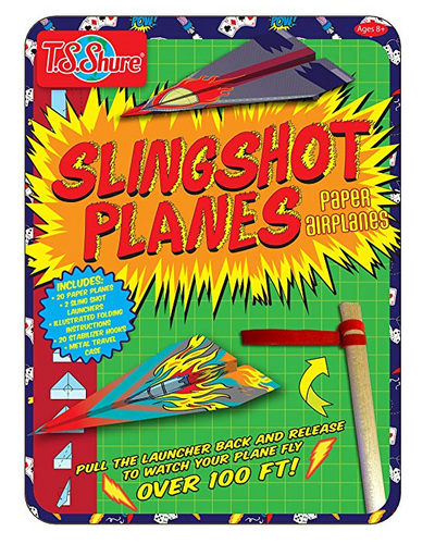 Sling Shot Planes in Tin