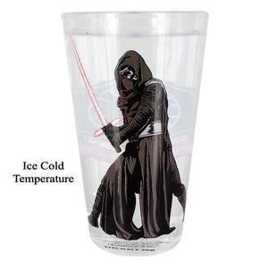 Star Wars Kylo Ren Light Saber Colour Change Glass