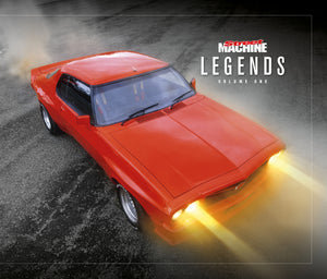 Street Machine Legends Book
