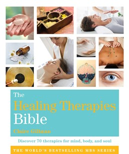 THE HEALING THERAPIES BIBLE - BOOK