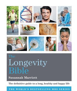 THE LONGEVITY BIBLE - BOOK
