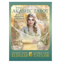 Load image into Gallery viewer, The Akashic Tarot - 62 Card Deck