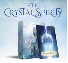 Load image into Gallery viewer, The Crystal Spirits Oracle Cards by Colette Baron-Reid