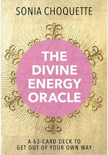 Load image into Gallery viewer, The Divine Energy Oracle Cards