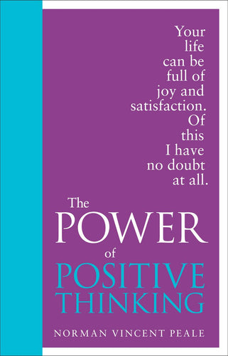 The Power of Positive Thinking: Special Edition Hardcover – Special Edition
