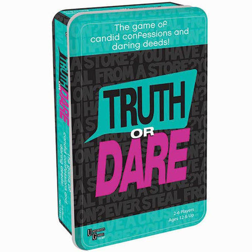 Truth or Dare in Tin