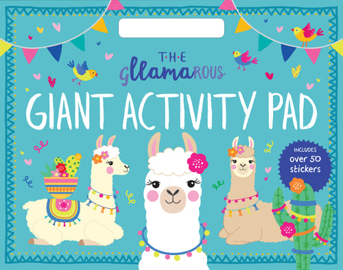 Llama Magic Glamarous Giant Activity Pad