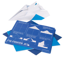 Load image into Gallery viewer, PAPER ENGINEERING KIT BY LAGOON Make your own Paper planes