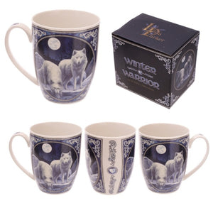 Warriors of Winter Mug Lisa Parker