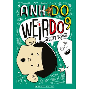 WeirDo Book Pack  9,10,11