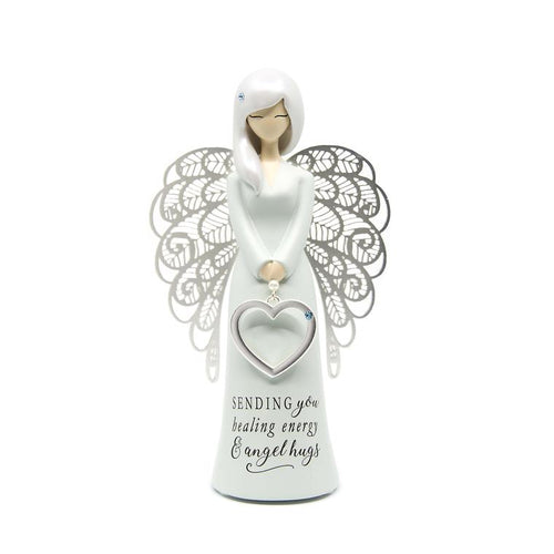 You Are An Angel Figurine - Sending you Healing Energy & Angel Hugs