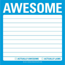 Load image into Gallery viewer, Cubicle Notes - Awesome