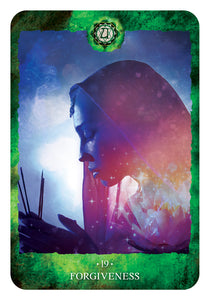 CHAKRA READING CARDS, ANCIENT WISDOM TO BALANCE AND HEAL By: Rachelle Charman