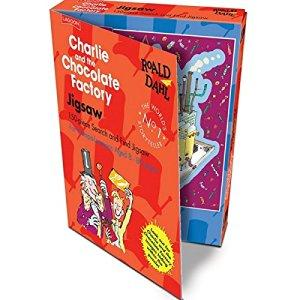 Roald Dahl – Charlie & The Chocolate Factory Jigsaw Puzzle