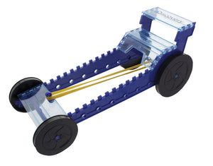 Discovery Channel BYO Rubber Band Dragster