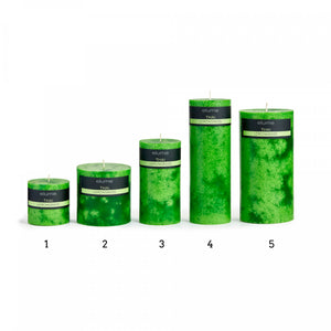Elume Pillar Candle Varieties - Large