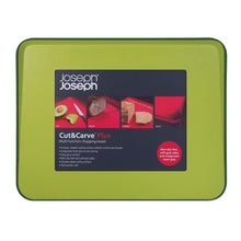 Load image into Gallery viewer, Joseph Joseph Cut & Carve Plus Chopping Board