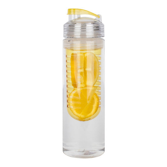 Porta-Infuse Drink Bottle- YELLOW