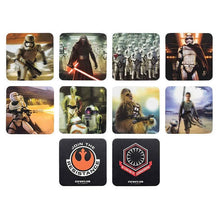 Load image into Gallery viewer, Star Wars 3D Coasters