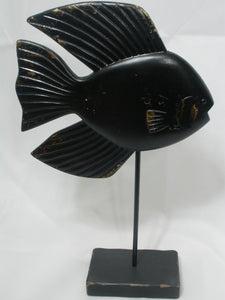Fan Fish on Stand