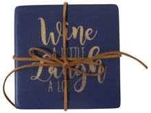 Load image into Gallery viewer, Ceramic Coasters Wine