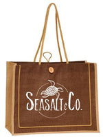 Seasalt & Co. Signature Logo Beach Bag