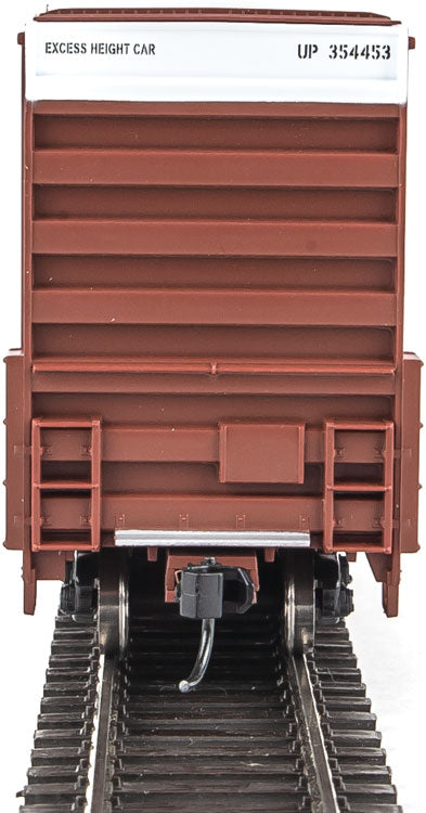 Walthers Mainline UP Union Pacific 60' High Cube Plate F Boxcar