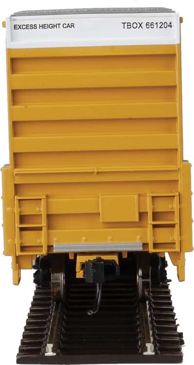 Walthers TTX TBOX #661273 60' High Cube Plate F Boxcar