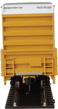 Load image into Gallery viewer, Walthers TTX TBOX #661273 60' High Cube Plate F Boxcar