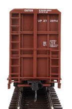 Load image into Gallery viewer, Walthers HO 72' Centerbeam Flatcar with Opera Windows Union Pacific #273094