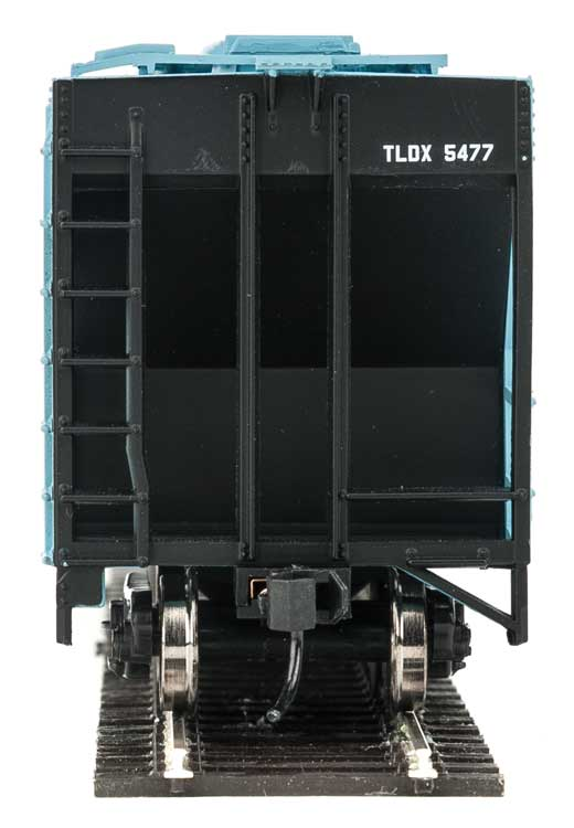 Walthers Mainline HO 54' PS2 Louis Dreyfus Corporation TLDX #5442 Low-Side Covered Hopper - Ready to Run