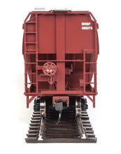 Load image into Gallery viewer, Walthers Mainline HO 60' NSC 5150 3-Bay Covered Hopper BNSF Railway 495273